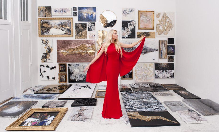Sarah Raskey, Artist
